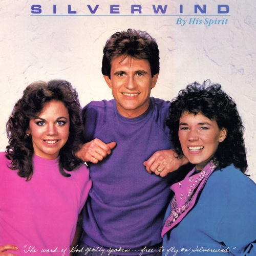 Silverwind - By His Spirit [CD]