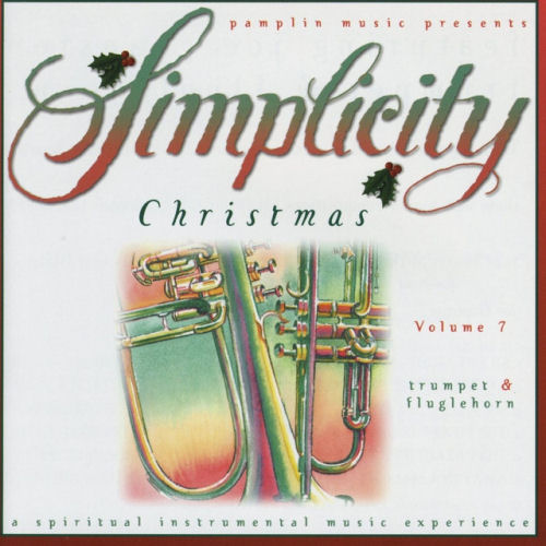 Simplicity Series - Christmas Volume 7 Trumpet & Fluglehorn [CD]
