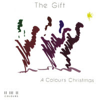 Christmas Colours - The Gift; A Colours Christmas [CAS]