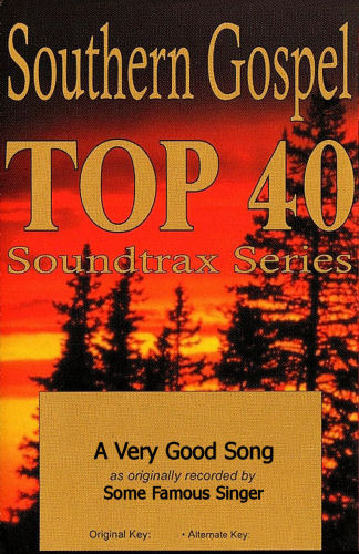 Southern Gospel Top 40 Soundtrax - What You Took From Me [TRX]