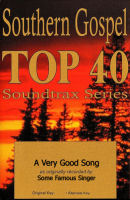 Southern Gospel Top 40 Soundtrax - Written In Heaven [TRX]