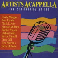 Artists Acappella - The Signature Songs [CD]
