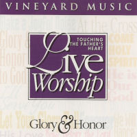 Vineyard - Touching The Father's Heart; #17 Live Worship  [CAS]