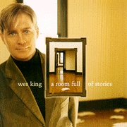 King, Wes - A Room Full Of Stories [CD]