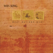 King, Wes - What Matters Most [CD]