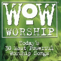 WoW - WOW Worship Green; Today's Most Powerful Worship Songs [CD]